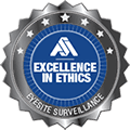 ASA excellence in ethics awarded to EyeSite Surveillance