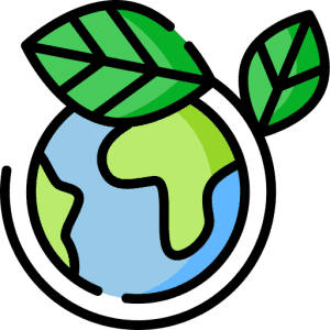 Recycling benefits the environment